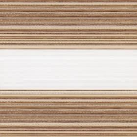 зебра ДАКОТА 2868 св. коричневый, 280см