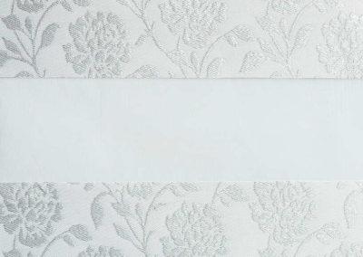 зебра ПЕРСИЯ 0225 белый, 270 см