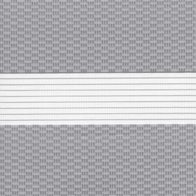 зебра ТЕТРИС 1852 серый, 280 см